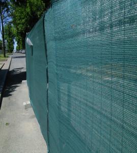 Сетка пластиковая фасадная