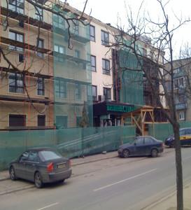 Сетка фасадная Минск